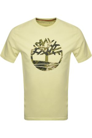 Timberland Tree Logo T Shirt