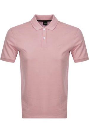 Boss Business BOSS Pallas Short Sleeved Polo T Shirt
