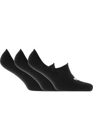 Adidas Originals Three Pack Low Cut Socks
