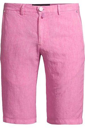 Kiton Men's Slim-Fit Linen Shorts - - Size 30