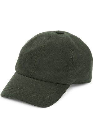 Saks Fifth Avenue Men's COLLECTION Baseball Hat with Ear Flaps - Olive - Size Medium