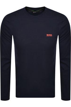 Boss Athleisure BOSS Togn Long Sleeved T Shirt Navy