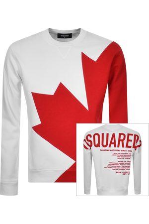 DSQUARED2 Megaleaf Cool Sweatshirt