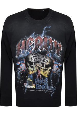 Dsquared2 Heavy Metal Brothers Sweatshirt