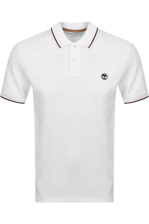 Timberland Tipped Short Sleeved Polo T Shirt