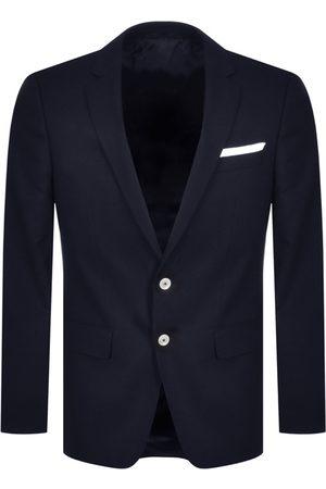 HUGO BOSS BOSS Hutsons Slim Fit Jacket Navy