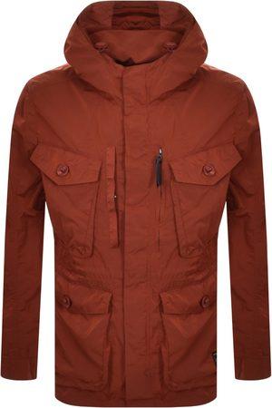 Superdry New Miltary Parka Jacket