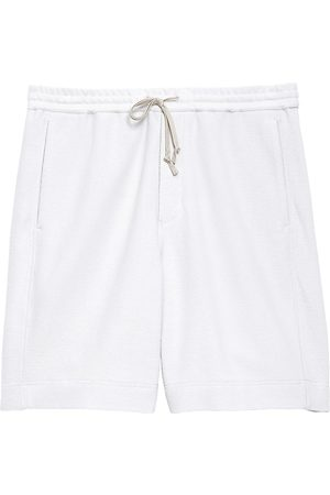 THEORY Men's Sol Surf Terry Shorts - Plush - Size XS