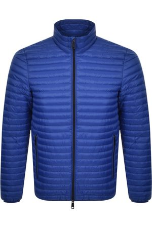 Armani Emporio Quilted Down Jacket