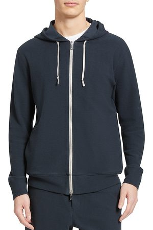 THEORY Men's Sol Surf Terry Hoodie - Basalt - Size XS
