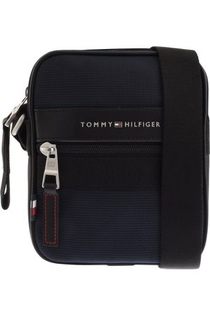 Tommy Hilfiger Elevated Mini Reporter Bag Navy