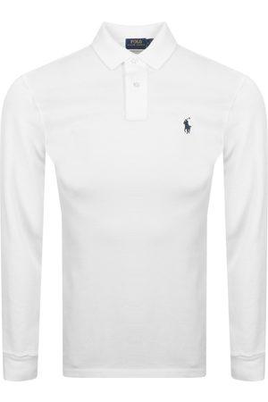 Ralph Lauren Men Long Sleeve - Long Sleeved Polo T Shirt