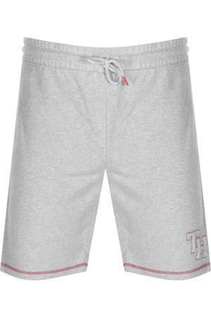 Tommy Hilfiger Men Sweats - Loungewear Logo Shorts Grey