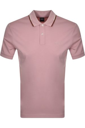 HUGO BOSS BOSS Parlay 104 Short Sleeve Polo T Shirt