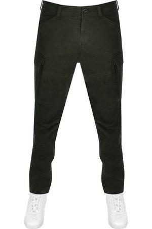G-Star Raw Roxic Straight Cargo Trousers Khaki