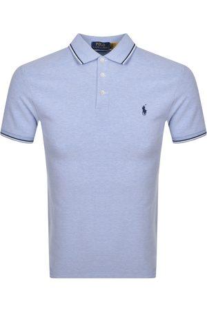Ralph Lauren Men Polo Shirts - Stretch Mesh Polo T Shirt