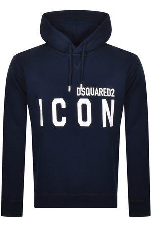Dsquared2 Men Hoodies - Logo Pullover Hoodie