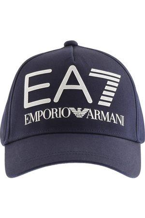 EA7 Men Caps - Emporio Armani Cap Navy
