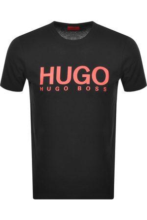 HUGO BOSS Men Short Sleeve - Dolive Crew Neck Short Sleeve T Shirt