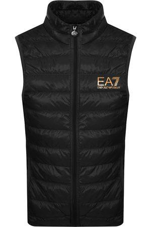 EA7 Men Gilets - Emporio Armani Quilted Gilet