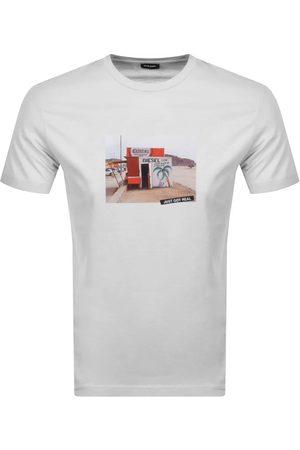 Diesel T Tubolar Logo T Shirt