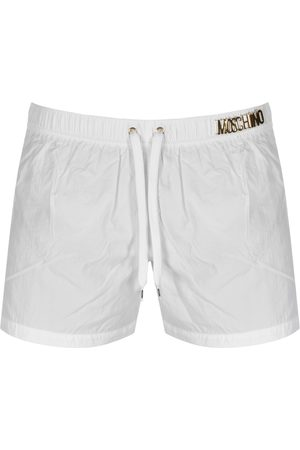 Moschino Swim Logo Shorts