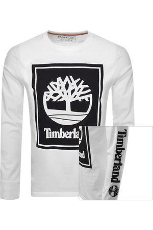 Timberland Stack Logo T Shirt
