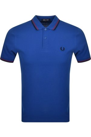 Fred Perry Twin Tipped Polo T Shirt