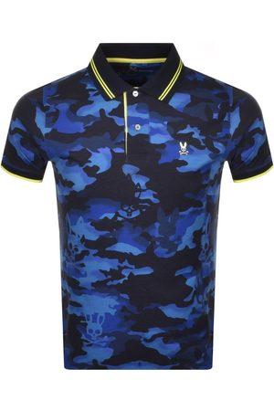 Bunny Cordova Classic Polo T Shirt Navy