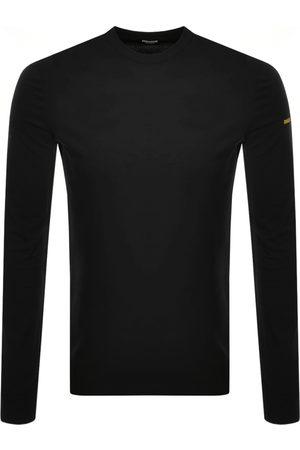 Dsquared2 Long Sleeve Logo T Shirt