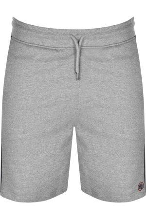 Pretty Green Men Shorts - Tilby Jersey Shorts Grey
