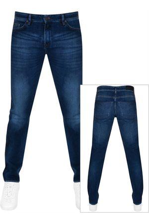 HUGO BOSS Men Slim - BOSS Delaware Slim Fit Jeans