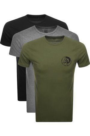 Diesel Men T-shirts - UMTEE Randal Triple Pack T Shirts