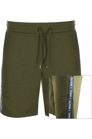 Tommy Hilfiger Loungewear Icon Logo Shorts Khaki