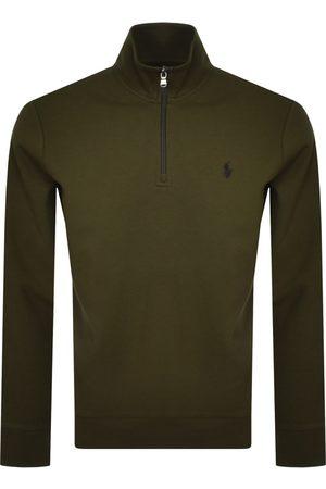 Ralph Lauren Men Long sleeves - Long Sleeve Half Zip Sweatshirt