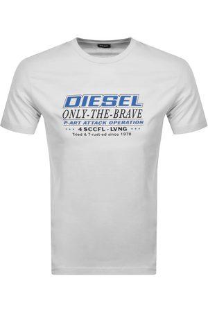 Diesel T Diegos K20 Logo T Shirt