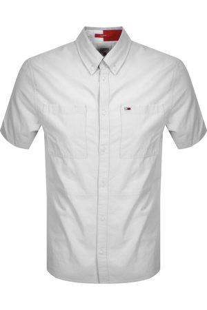 Tommy Hilfiger Short Sleeved Logo Shirt