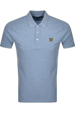 Lyle & Scott Men Short Sleeve - Short Sleeved Polo T Shirt