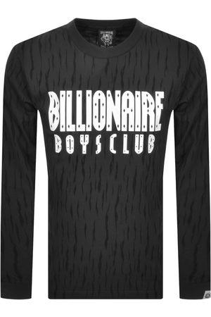 Billionaire Boys Club Long Sleeved T Shirt Grey