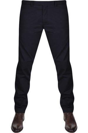 Ralph Lauren Slim Fit Chino Trousers Navy