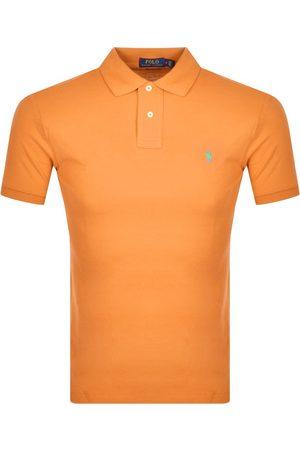 Ralph Lauren Custom Slim Polo T Shirt