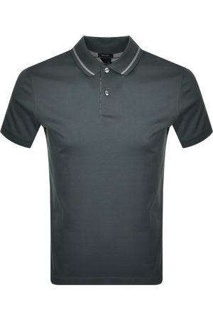 HUGO BOSS BOSS Parlay 124 Short Sleeve Polo T Shirt
