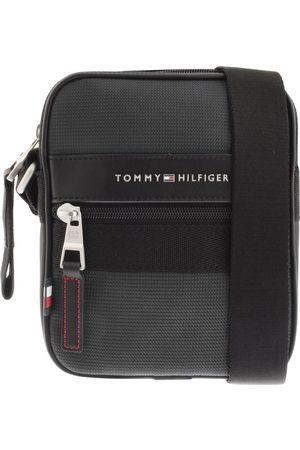Tommy Hilfiger Elevated Mini Reporter Bag Grey
