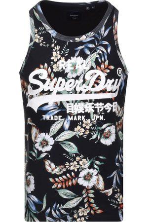 Superdry Vintage Logo Vest T Shirt