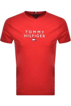 Tommy Hilfiger Icon Flag Logo T Shirt