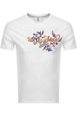 Moschino Swim Logo T Shirt