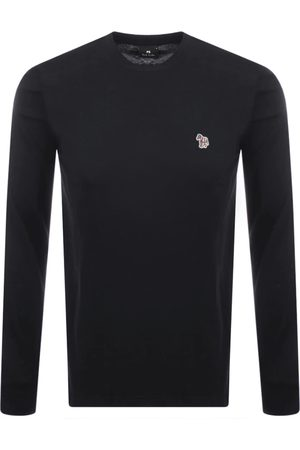 Paul Smith PS By Long Sleeved T Shirt Navy