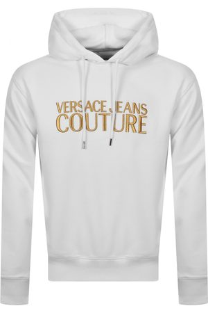 VERSACE Couture Pullover Logo Hoodie