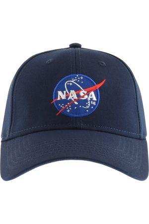 Alpha Industries Logo Cap Navy