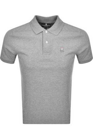 Bunny Classic Polo T Shirt Grey